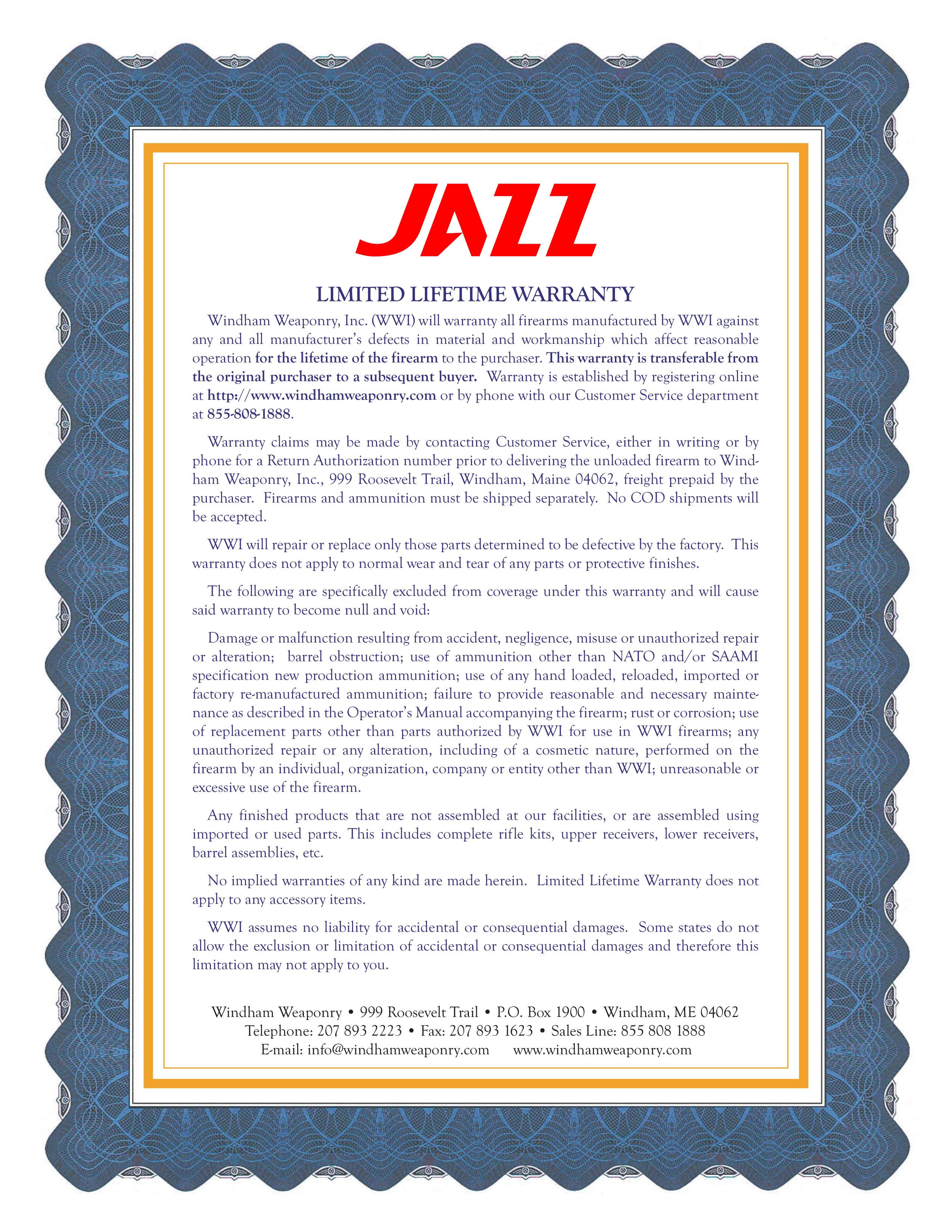 W-W Warranty Certificate.eps